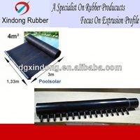 EPDM high performance solar pool collector dongguan