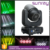 Flicker Free Tilt 10 Channels Dmx512 Control Sharpy Beam Led Stage Light High Output White 150W Moving Head
