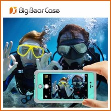 Factory cell phone waterproof case for iphone 6