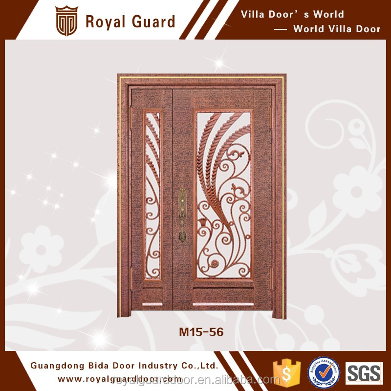 Exterior front door/Doors steel security door