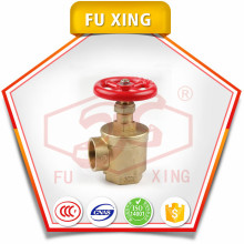 OEM ST Forged Brass Fire hydrant pressure restricting angle valve
