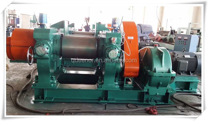 Waste Ruber Tire Crusher Machine/ Rubber Grinding Machine