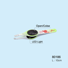 led light tweezers