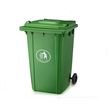 recyclable stock enough plastic waste bin manufacture cheap sell