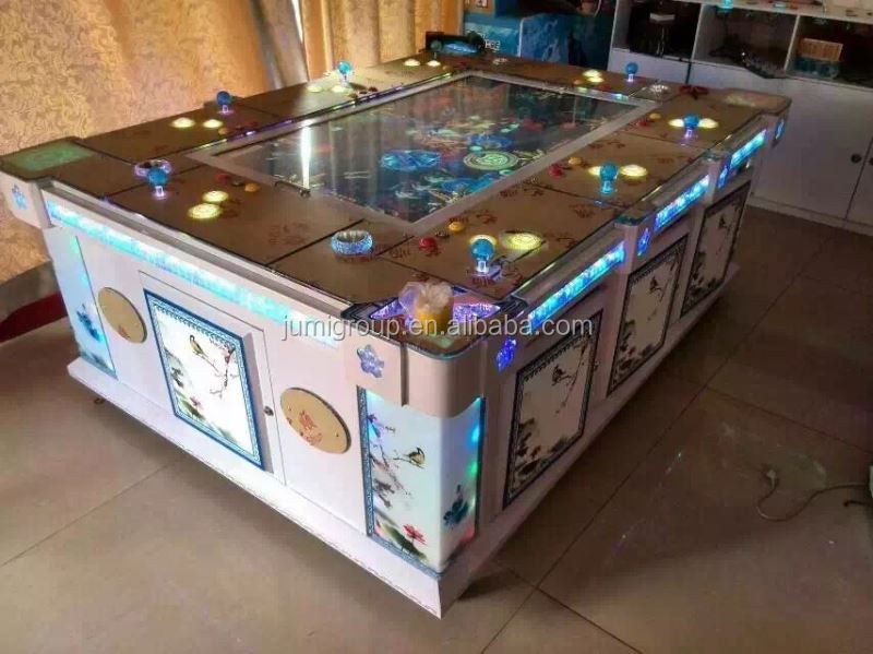 cheap mechanical commercial fish game machine simulator