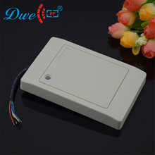 Factory Hot Selling em-id 125khz Weigand 26 waterproof rfid reader price for card access control system