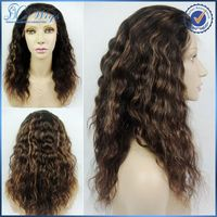 Hot 2013 afro kinky human hair wig for black women wholesale