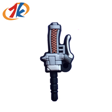 Customized Eco-Friendly Cute Rubber Dust Plug