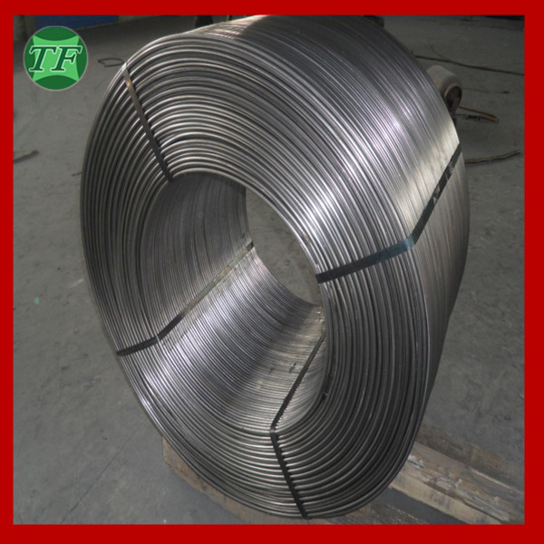 manufacturer hot sale S cored wire, best offfer for you