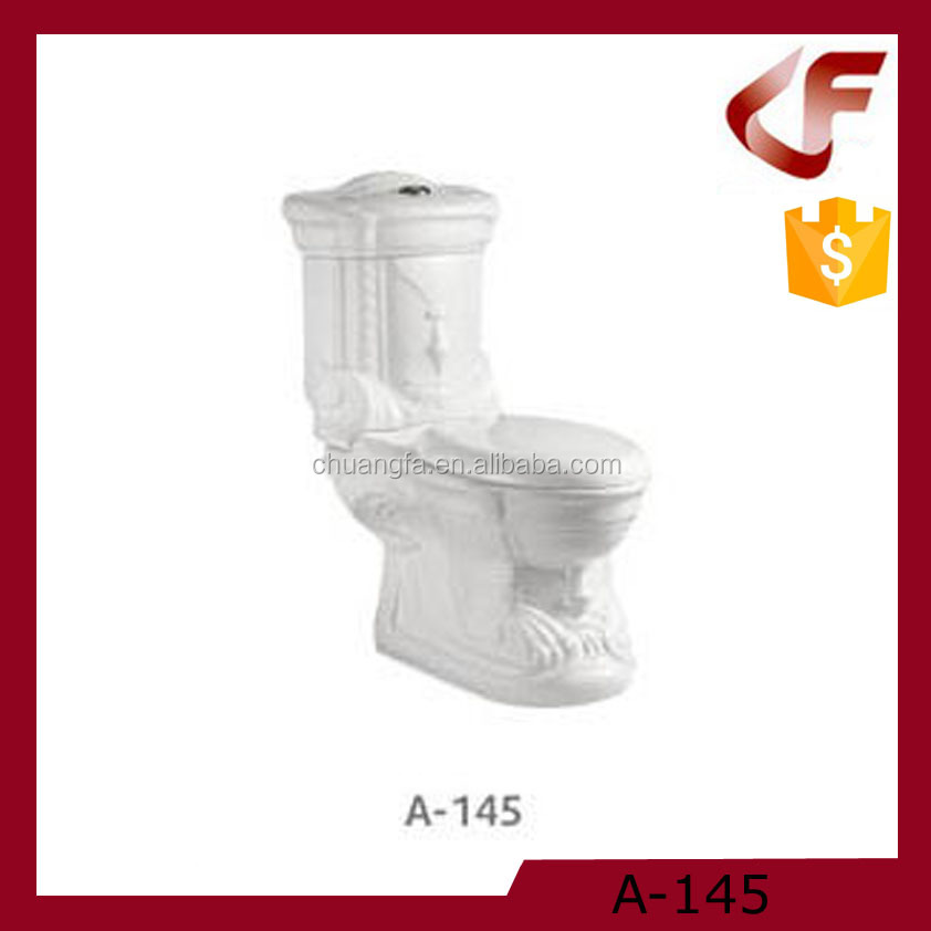 China ceramic factory luxury decorated hand wash basin sets