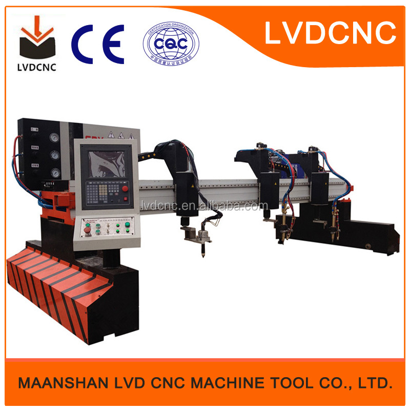 Hot Selling Cantilever Type 10mm carbon steel cnc plasma cutting machine for 20mm metal PE-CUT-C2
