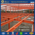 Welded H Beam Prefabricated Steel Building Sheds/ Factory Suppy Industrial Steel Structure