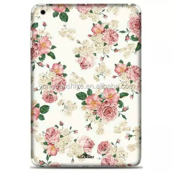 Factory wholesale customized printing tablet bumper case cover for ipad