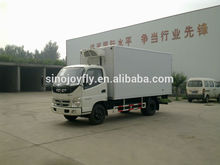 foton 4*2 3tons refrigerated truck