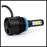 COB 72W 16000lm H11 H8 LED Headlight Auto Car LED Head Light Bulb H11 H8 LED Headlamp kit