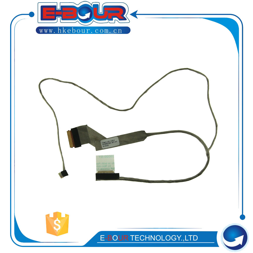 Flex Laptop LVDS Cable for Dell 3542 3541 Inspiron 15 3000 LED 450.00H01.0021 Notebook LCD Screen Flat Cable