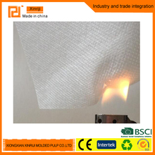 pp nonwoven fabric non flammable raw material
