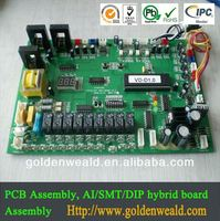 led tube pcba electrical infrastructure shore power pcb assembly