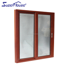 Interior Decorative Luxury tempered safety glass custom sliding doors