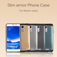 Mobile phone accessories Tough Slim Armor Case for Xiaomi Redmi note 3