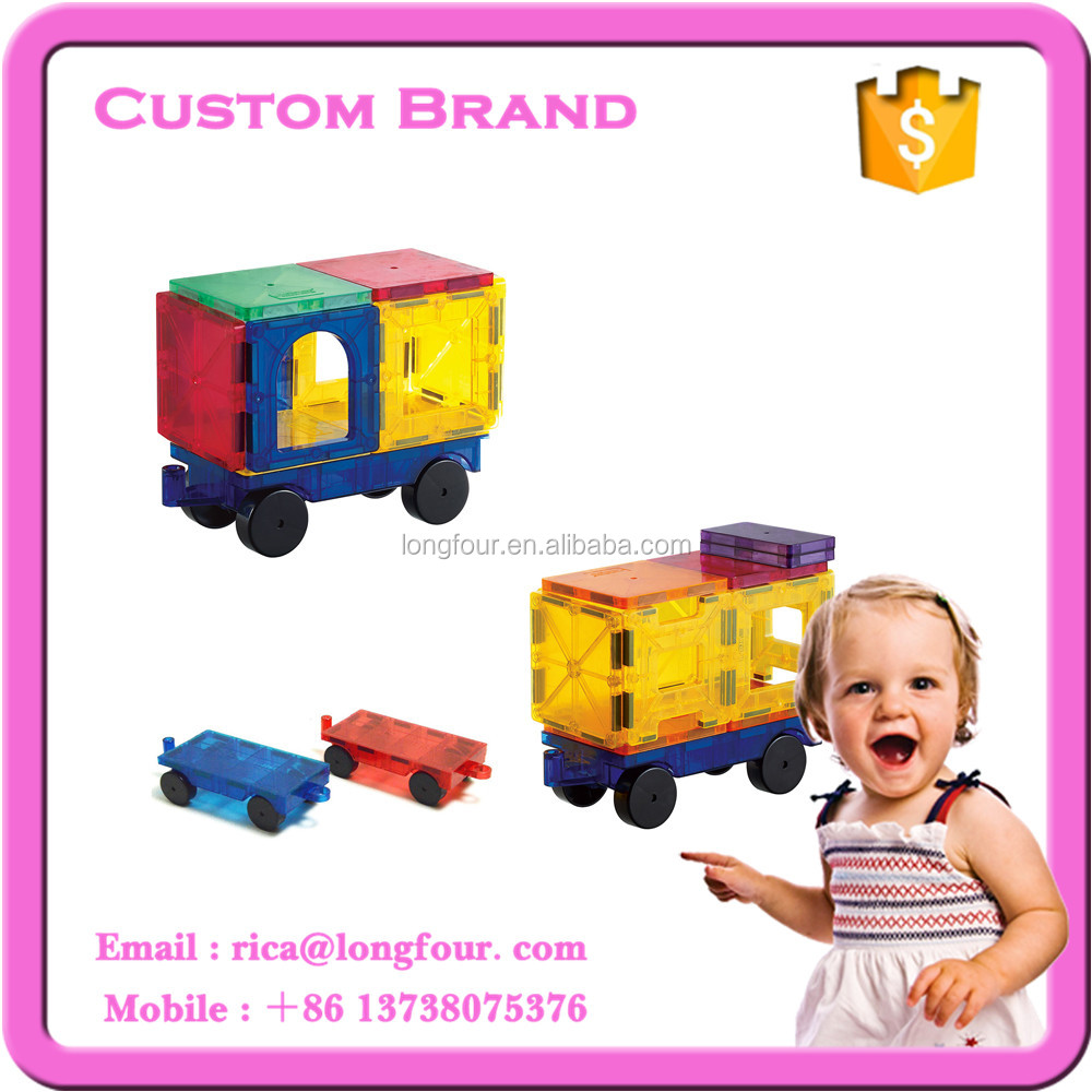 Children's soft plastic building blocks for sale