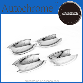 China wholesale specialized car parts chrome door cavity cup cover for BMW E87 1 Series