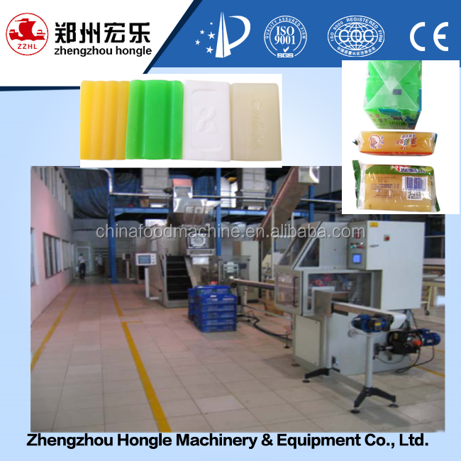 Soap production line /small scale soap production line