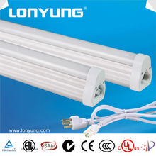 2013 New Design 15W 20W 22W LED T5 Fluorescent Light Fitting