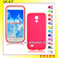 TPU phone case for Samsung I9190/GALAXY S4 MINI