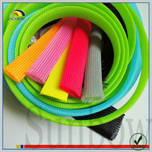 thermal insulation nylon mesh tube for fishing rod