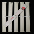 color printing disposable Paper wrapped disposal chopsticks hashis