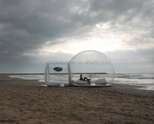 inflatable balloon transparent dome tent inflatable