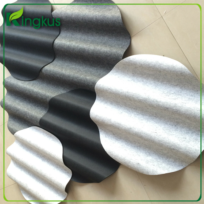 Factory directly sell 100% soundproofing acoustic panel hot sale for film center