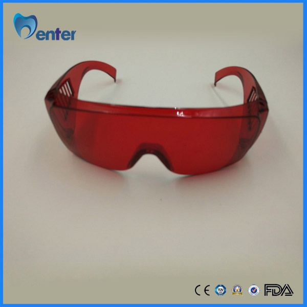 Dental Protection dental curing light protective glasses for Curing Light LED Whitening Lamp