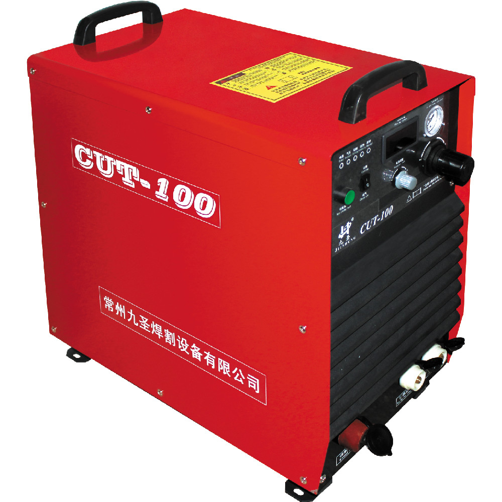 light weight direct current 3 phase 380 volts pilot arc reliable and supplies plasma cutting machine cut-100