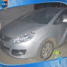 Plastic Car Cover for Girls