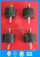 Rubber mounts boned with bolt anti vibration rubber mount radiator rubber mounts