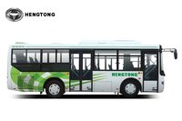 Economic city bus - 8meters - CKZ6801H Sunshine Series Rear Engine
