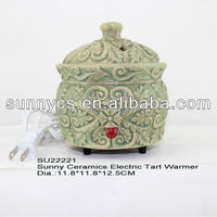 Electric Simmer Pot Oil Burner Lamp