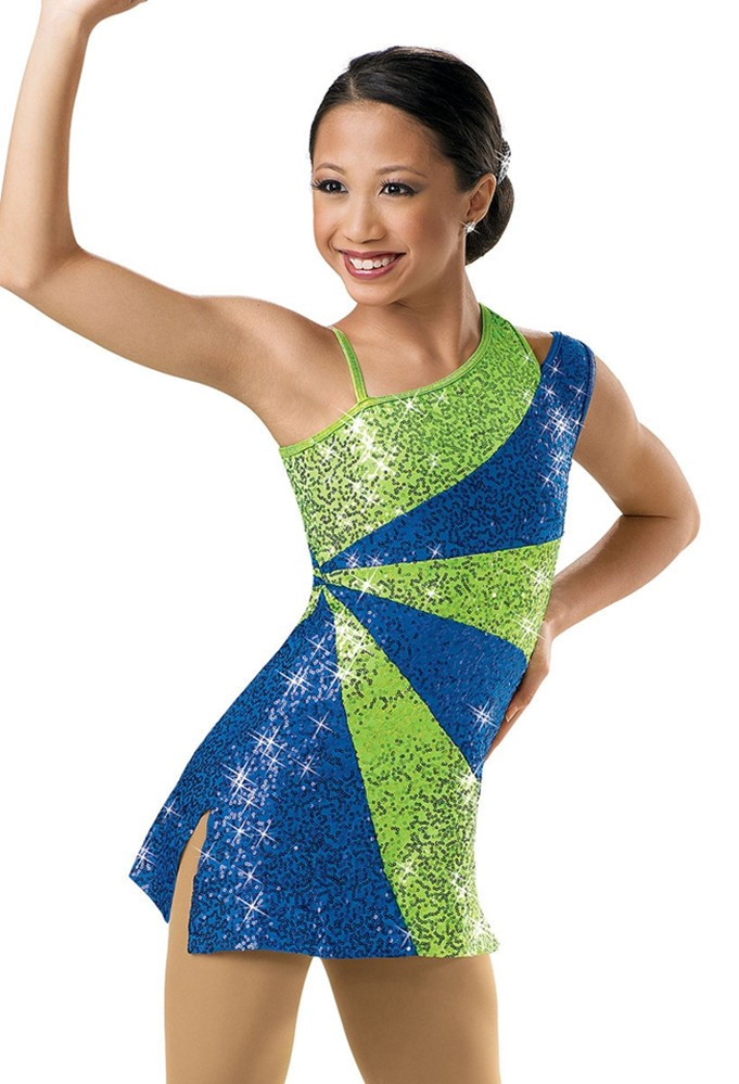 2017 the new adult girls Latin dance skirt costumes/latin ballroom dresses/latin clothes AJ-2017-021