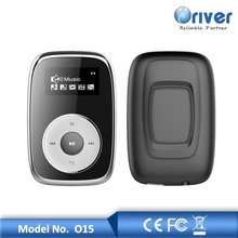 Clip MP3 mini MP3 player manual with FM and recording