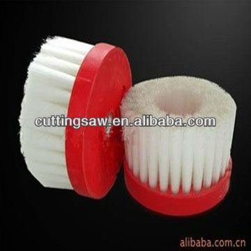 Diamond abrasive brush Polishing brush nylon brush