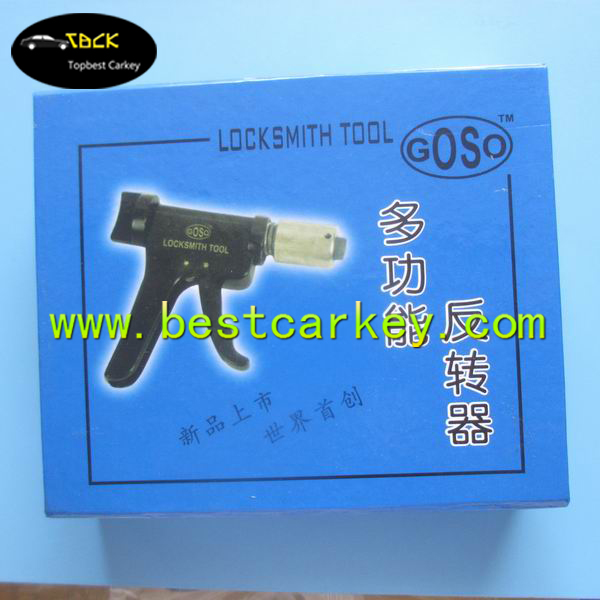 Topbest Strong locksmith tool GOSO Reversing Gun wholesale locksmith tools supplier from China
