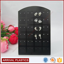 jewelry holder organizer acrylic earring display showing stand acrylic earring display tray
