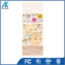 250x400 mm stick and go import floor and wall tile ceramic wave from china