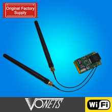 Hot sale VONETS 300Mbps DIY wifi module VM300 wifi and bluetooth module