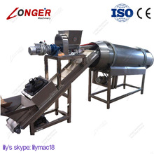 CE Approved Single-Drum Potato Chips/Snack Food Flavoring Machine Line with Factory Price