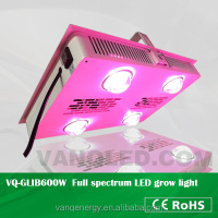 LED Grow Light Manufacturer, 600W Full Spectrum LED Grow Light,Equal to 1000W/1200W HPS Hydrophonic Grow Light