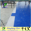 PP table tennis court interlocking futsal flooring
