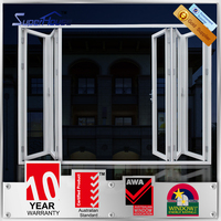 AS2208 high quality outdoor folding door partition for banquet hall
